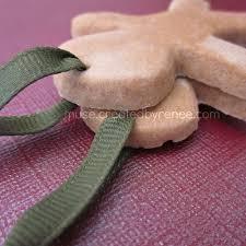 muse salt dough cookie paintable ornaments set of 2
