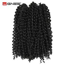 Curly Braiding Hair Extensions by Online Buy Wholesale Afro Natural Hair Extensions For Braiding
