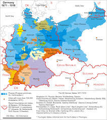 Maps Of Germany by A Land Called Hessen