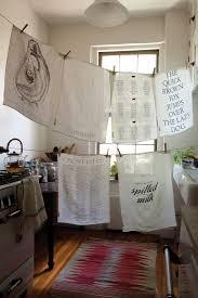 kitchen towel designs sir madam tableware via remodelista kitchen objects pinterest