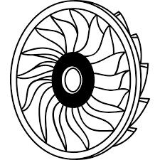cycle sketch of bio mass into energy vector svg icon svgrepo