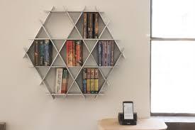 medium cardboard ruche book shelf chrome finish ruche