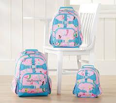 Pottery Barn Batman Backpack Mackenzie Pink Mermaid Backpacks Pottery Barn Kids