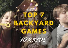 Backyard Games Kids by Top 7 Backyard Games That Are Good For Kids Cornholemartcornholemart