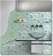 glass tile for bathrooms ideas schluter edge with tile bathroom ideas for glass trim