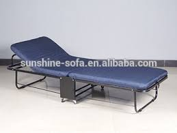 Hotel Rollaway Folding Bed With Adjustable Headrest Buy Hotel