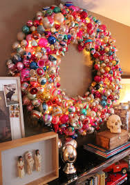 the big ornament wreath for 2013 the cavender diary