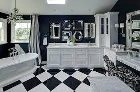 black and white bathroom decorating ideas black and white bathroom decorating ideas luxury home design