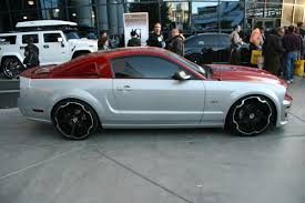 mustang modified modified mustang gt on giovanna wheels 3 madwhips