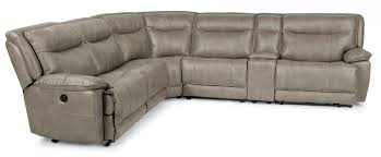 Sectional Sofa With Recliner Sectional Couches And Sofas Flexsteel Sectionals