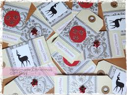 handmade christmas gift tags beauty best friend uk beauty blog