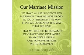 wedding quotes religious how to create a mission statement for your marriage time warp