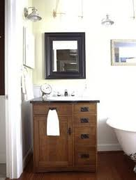 Mission Style Bathroom Vanities by Mirror Cabinet Accents Newvanities Com 30