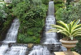 waterfalls water backyard nature trees waterfalls waterfall