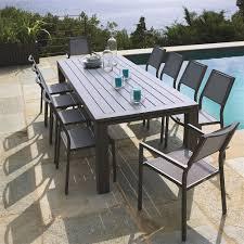 table salon de jardin leclerc salon de jardin leclerc l univers du jardin
