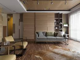 Minimalist Apartment Design Apply Combination Of Contemporary - Contemporary apartment design