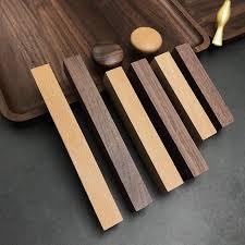 wood kitchen cabinet knobs wooden kitchen cabinet knobs pulls furniture drawer wardrobe cupboard door handles 4pack
