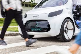 smart vision eq fortwo concept how 2030 will benefit ride sharers