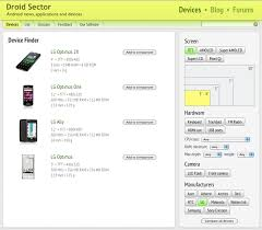android database android devices database and 50 discount code sector