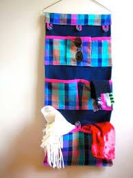 Handmade Fabric Crafts - 46 best fabric holders images on ideas