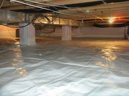 crawl space vapor barrier free crawl space systems by toledo