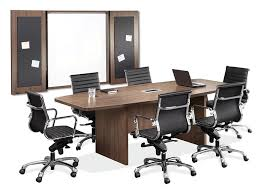 Frosted Glass Conference Table Officesource Office Furniture