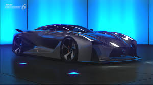 new nissan concept gran turismo 6 hd new nissan concept 2020 vgt release trailer