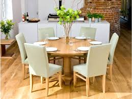 dining room table solid wood fancy circular dining room tables round for 6 homewhiz the