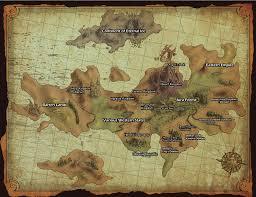 image world map jpg tensei shitara slime datta ken wikia