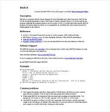 technical report word template technical report template sanjonmotel