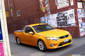 ford fg falcon xr6 turbo ute