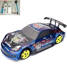rc drift cars hsp rc drift car 1 10 scale 4wd nitro gas power on road touring