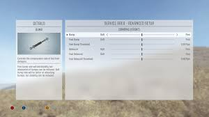 steam community guide dirt rally vehicle tuning basic and