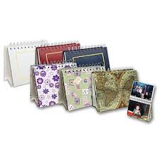 Pioneer Photo Albums 4x6 Pioneer Mini Photo Album Easel 50 4x6 Photoes Assorted 12 Pack