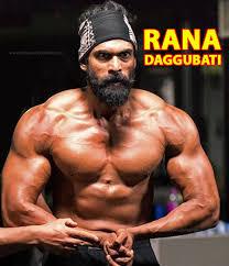 Blind Fitness Omg Believe It Or Not Baahubali Star Rana Daggubati Is Blind