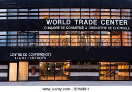 chambre des commerces grenoble grenoble trade center stock photo 36499143 alamy