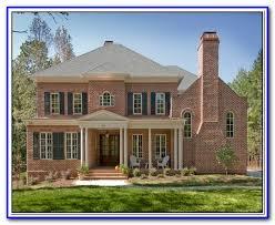 exterior paint colors for orange brick house painting home