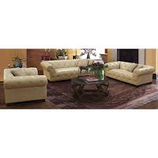 Tufted Faux Leather Sofa by Tufted Faux Leather Sofa Leather Sectional Sofa