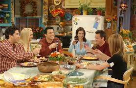 ranking all of the friends thanksgiving episodes from best