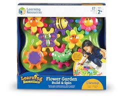 Flower Garden App by Amazon Com Learning Resources Learning Essentials Flower Garden