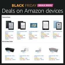 best black friday deals 2017 tech amazon black friday deals week begins blackfriday com