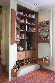 kitchen larder cabinets why you should install a larder homes and antiques