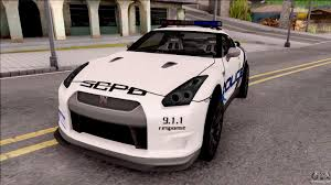 Nissan Gtr 2013 - nissan gt r for gta san andreas