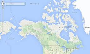 Ottawa Canada Map 50 Of Canadians Live South Of The Red Line Brilliant Maps
