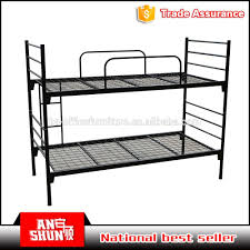 wholesale kids double deck bed design furniture double deck bed