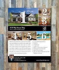 real estate flyers u2013 22 free pdf psd ai vector eps format