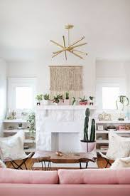 Aspyns Living Room Makeover Reveal Pink Couch Living Rooms And - Pink living room design