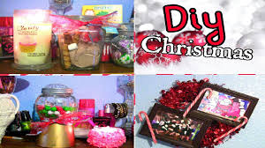 diy 5 holidiy christmas gifts and decorations youtube