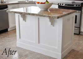 Diy Dream Home by The Dizzy House The Kitchen Island Reveal Trim On Island