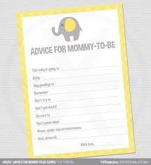 advice cards for advice cards for baby shower 25 best ba shower advice ideas on